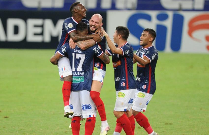 Fortaleza alcançou a marca de 20 vitórias na temporada 2020