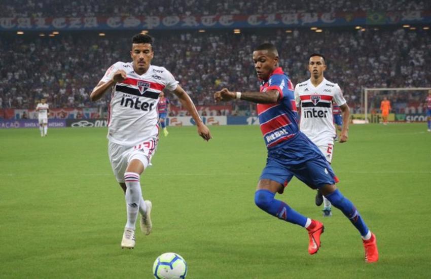 Leão venceu duas das últimas três partidas em casa contra o São Paulo