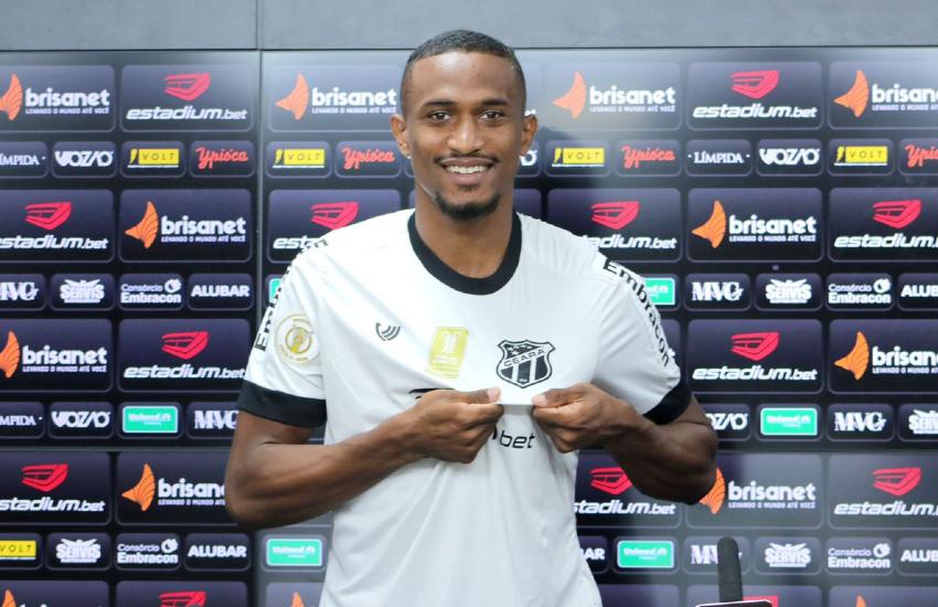 Saulo Mineiro agradeceu ao Ceará pela solução do problema cardíaco